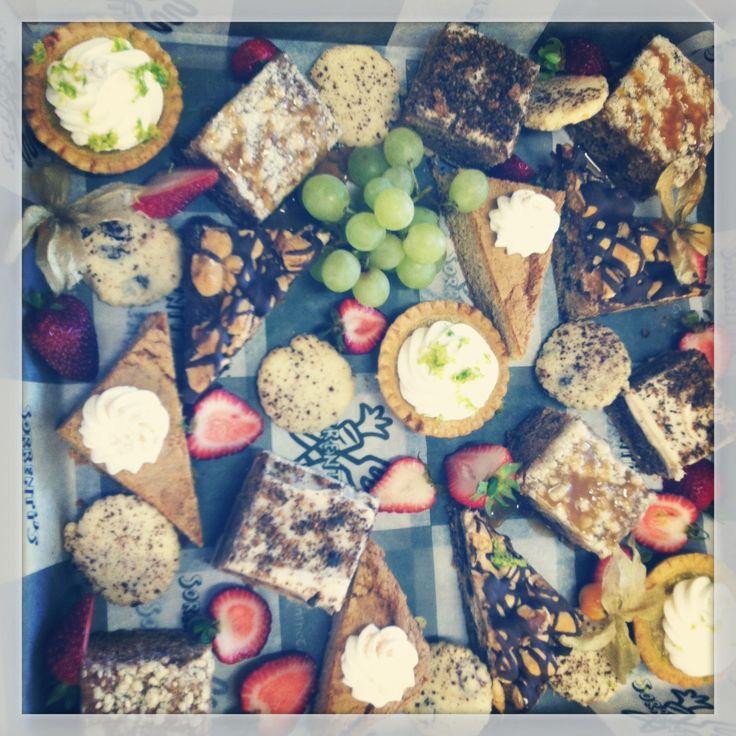 My trays!