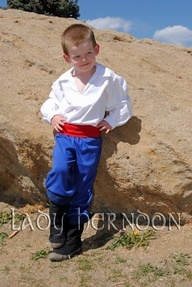 prince eric costume toddler - Google Search