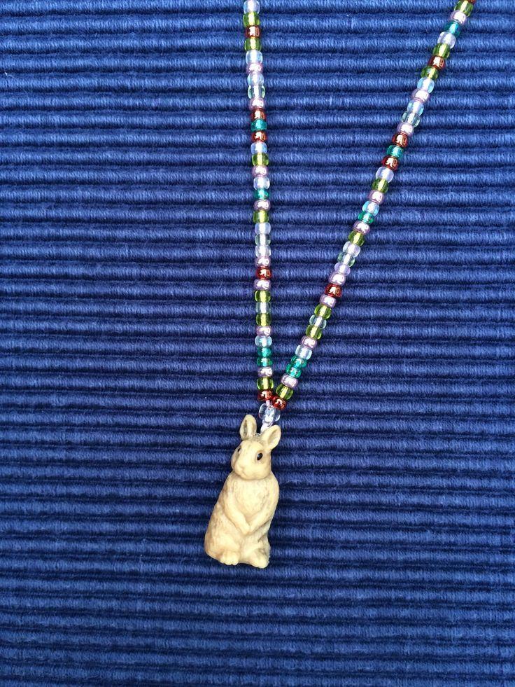Schleichtierkette Kaninchen