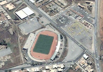 photo satellite Stade Setif Algerie
