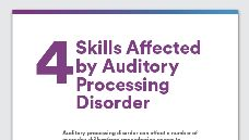 Collection of articles about Auditory Processing Disorder and how it differs from being hard of hearing, having ADHD or another disorder.