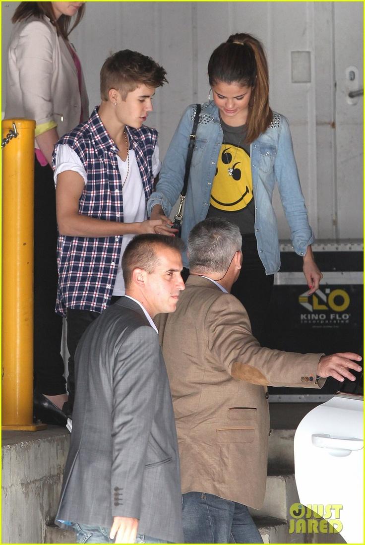 Justin Bieber And Salena Gomez Visits Children Hospital #JustinBieber #WellsFargoCenterPa (formerly Wachovia Center) #Philadelphia #AskaTicket