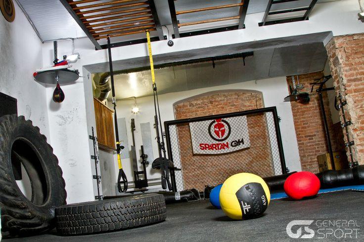 """""""Když chceš být tvrdý, musí být tvrdý i tvůj trénink."""" Martin Svoboda, zakladatel Spartan Gym"""