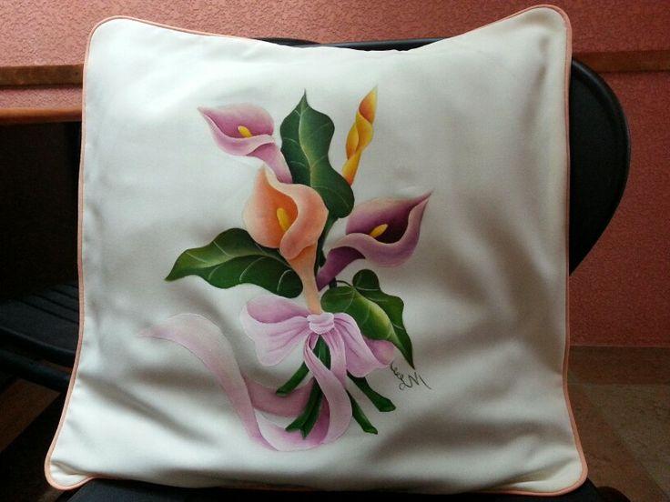 Pintura en tela mis trabajos en tecido pintura en tela - Pintura en tela motivos navidenos ...