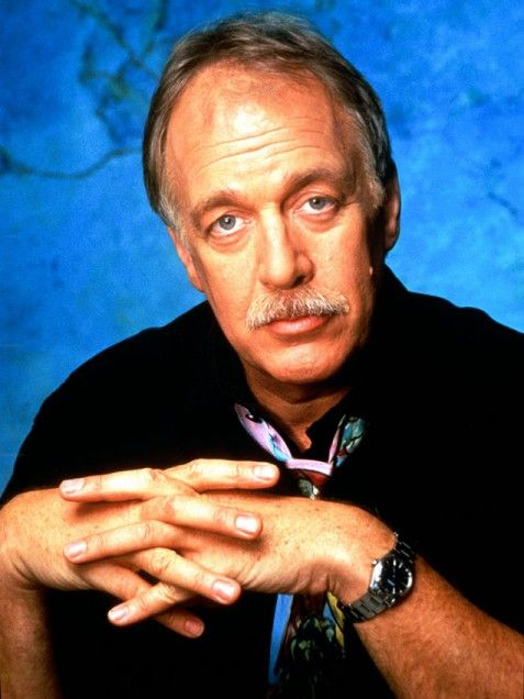 Howard Hesseman from 'WKRP In Cincinnati' and 'Head of the Class': Then