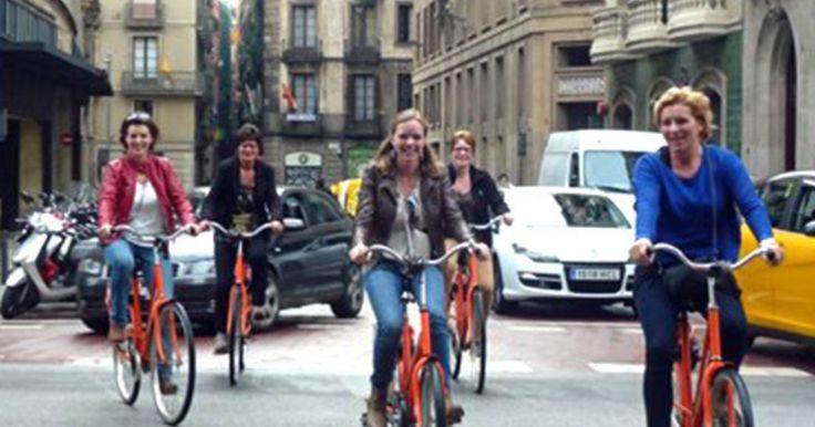 De Barcelona Sightseeing fietstour op CitySpotters