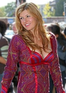 Another reason to love Nashville :) Connie Britton - Adoptive Mom