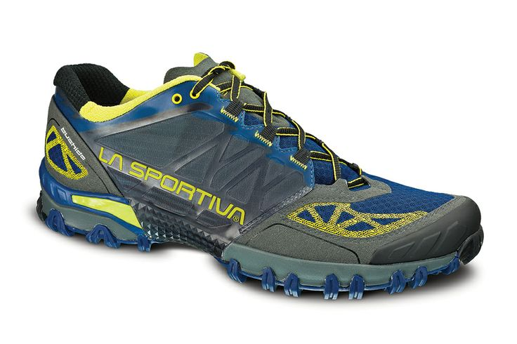 Bushido: A technical model created for the world of skyrunning competitions. Super lightweight, sticky, aggressive.