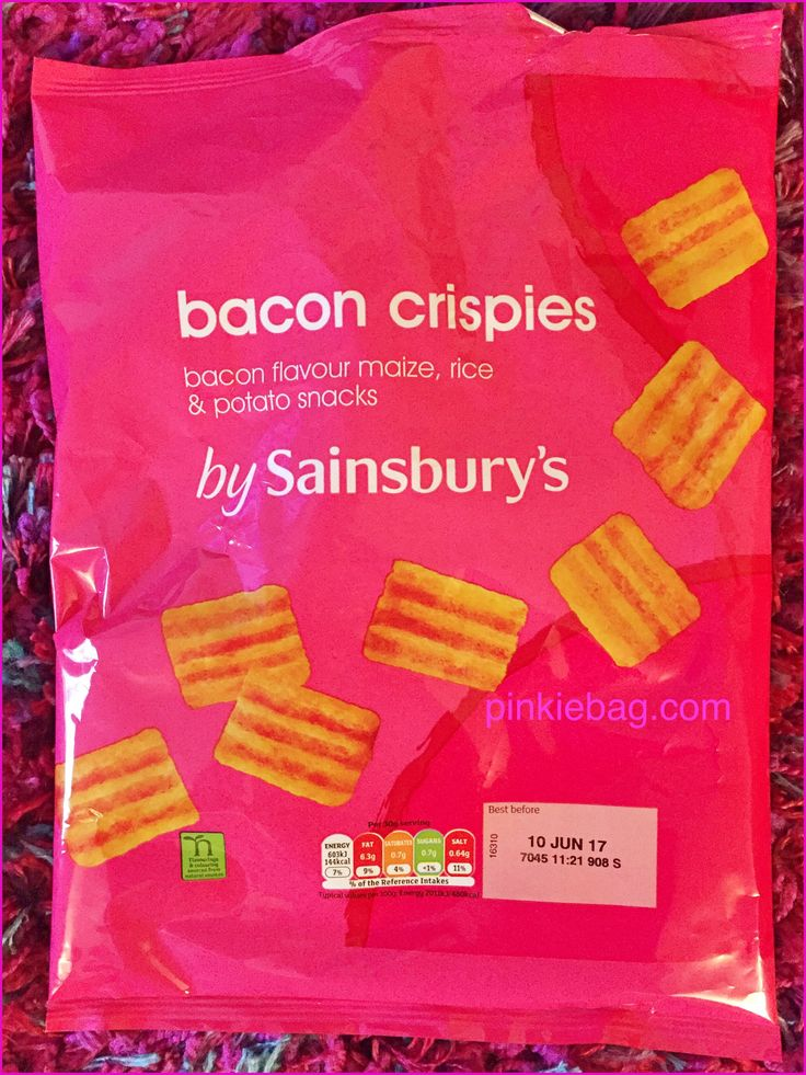 Review of Sainsbury's Bacon Crispies  I recently discovered that it is possible to eat frazzle style crisps if you follow a dairy free diet and or vegan diet. So I decided to try Sainsbury's bacon crispies. Please click on the link to my blog to read my review. Thank you .