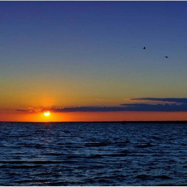 """Discovered by Daniel Berman, """"Verona Beach State Park sits upon the Eastern shore of Lake Oneida, in upstate New York. You'll find this gem of a state park about 30 miles east of Syracuse, just 10 miles north of Interstate 90. The sunset over the lake is visible from the walkway that runs along the western shore of the park."""" at Verona Beach, Verona Beach, NY"""