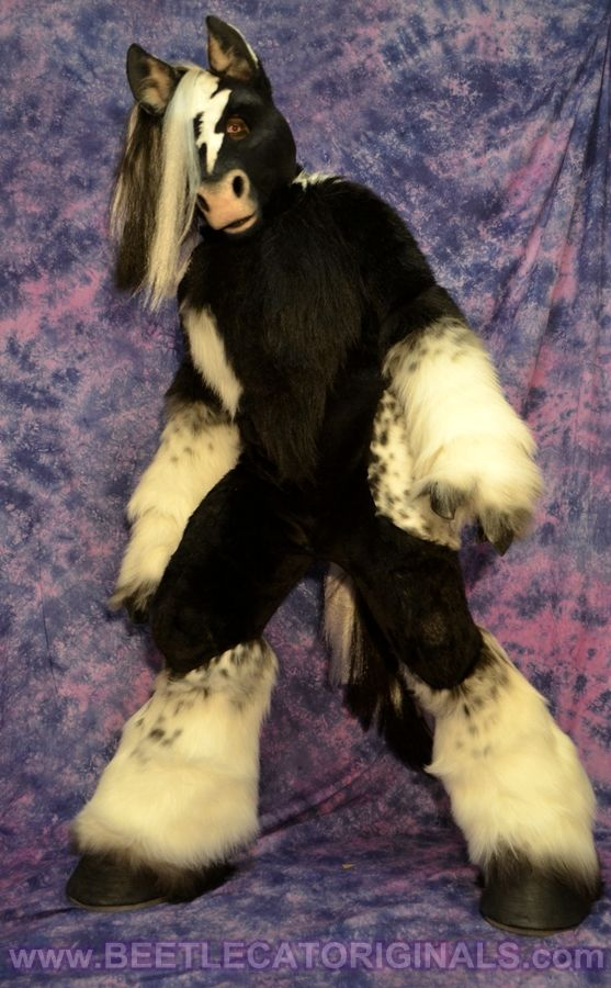 Horse Fursuit Costume 2 by *Beetlecat on deviantART ...