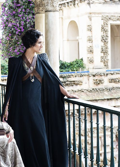Indira Varma in 'Game of Thrones' (2011). x