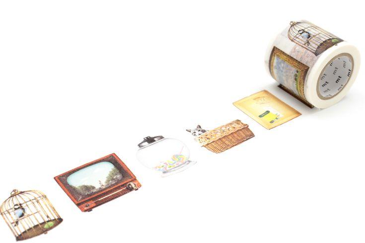 Säiliöt masking tape (45mm)