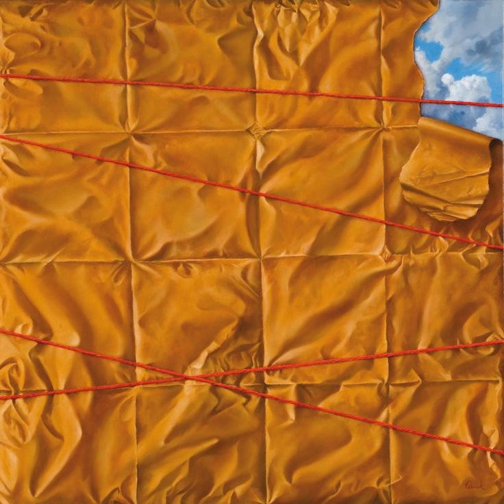 "Saatchi Online Artist: Matthew Quick; Oil, Painting ""Pure Anticipation"""