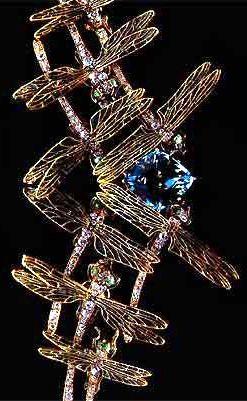 Rene Lalique Jewelry Art