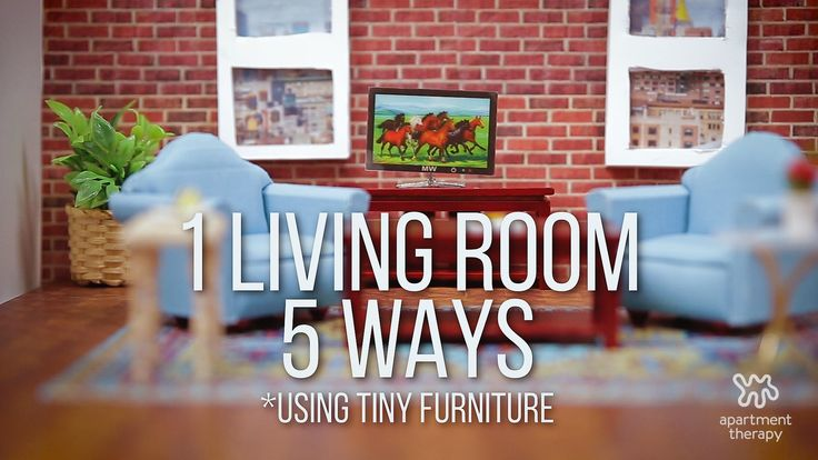 Layouts to Suit Your Lifestyle: One Living Room, Five Ways – video inspiration