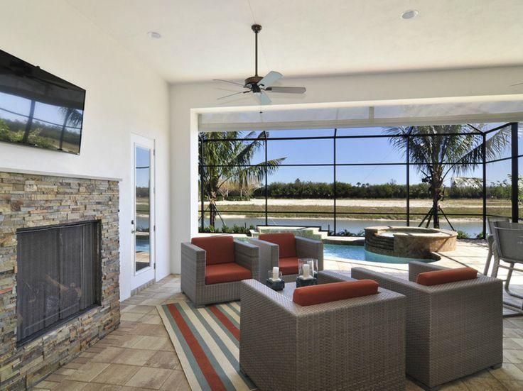13 best villa adriana model in miromar lakes images on pinterest mansions villa and bonita - Villa de vacances vogue interiors ...