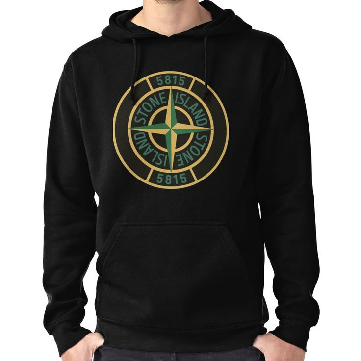 stone island logo Limitied Edition T-shirt Hoodie (Pullover)