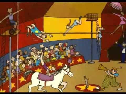 Leuk bij kern 8,Jules en het circus