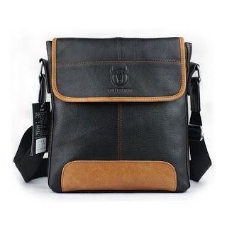 2017 New fashion men messenger bags genuine leather vintage men bags luxury brand unique design men shoulder Bag (32632480605)  SEE MORE  #SuperDeals