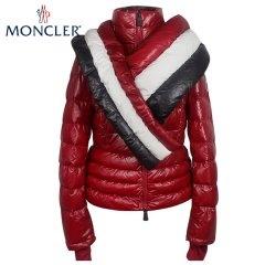 Soldes 2013 Manteau Moncler Pas Cher Pour Rouge
