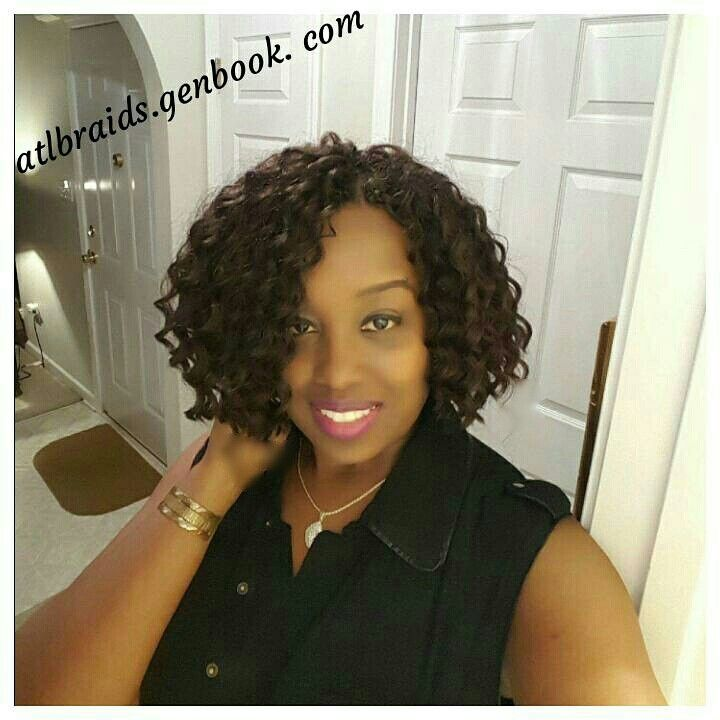 Crochet Braids In Atlanta : Instagram @atlbraidsbychyna or Facebook under Crochet Braids Atlanta ...
