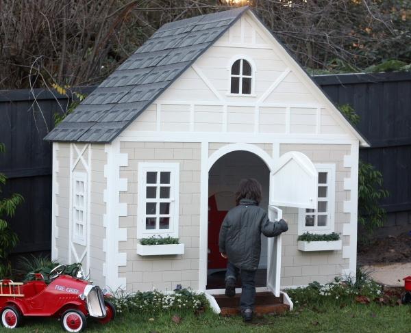 kids cubby houses | Wooden Cubby House | Brisbane Sydney