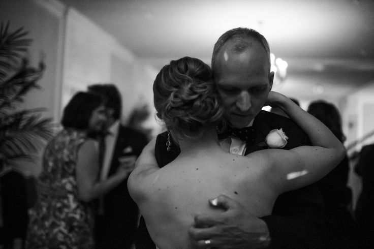 First Dance at the reception.  Vancouver wedding photography and videography by SoWedding. www.sowedding.ca/ #bride #groom #weddingday #weddingdayphootgrapher ##weddingreception #blackandwhite