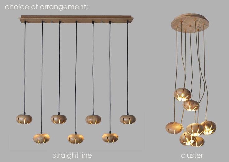 1000 Ideas About Cluster Pendant Light On Pinterest