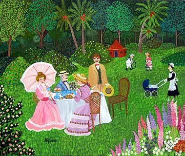 alegría y color: MARÍA JULIA FRAILE