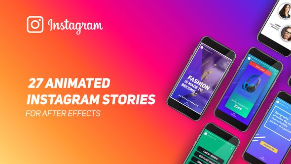 Instagram Stories  Play preview video #Instagram | Animated
