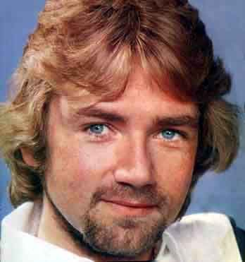 Noel Edmonds. Ex 1970's Radio 1 breakfast show presenter, TOTP and Multi-Coloured Swap Shop presenter.