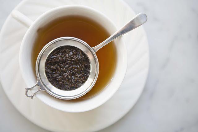 10 Top Teas to Serve at Afternoon Tea: Earl Grey Tea