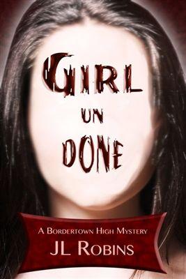 Pre-made eBook Cover Design: Girl un Done