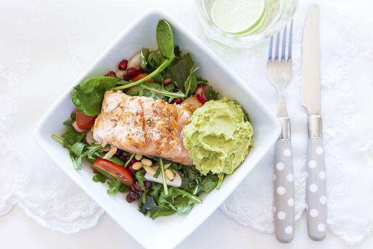 ingredienser oppskrift-onsdag avocadohummus laksesalat 7