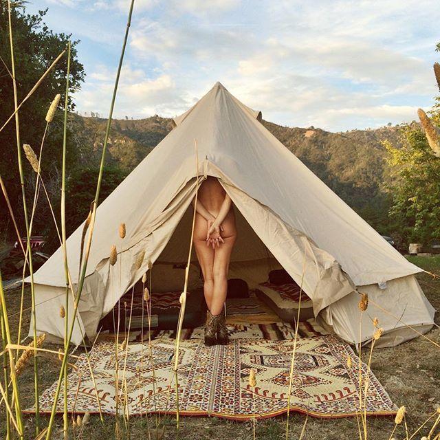 Camping Sex : Photo