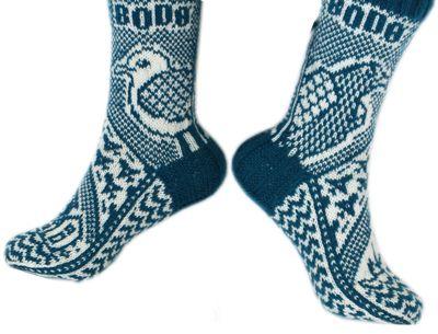 Muffins Verden: Bodø-sokker
