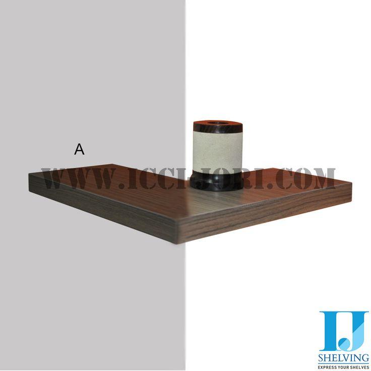 Ambalan sudut luar atau siku A adalah produk ICCI JORI jenis ambalan dinding. Berfungsi sebagai ambalan sudut bagian luar, meja sudut, dll  Hiasi ruangan anda dengan dekorasi furniture yang menarik  Simple... Easy... Elegant...