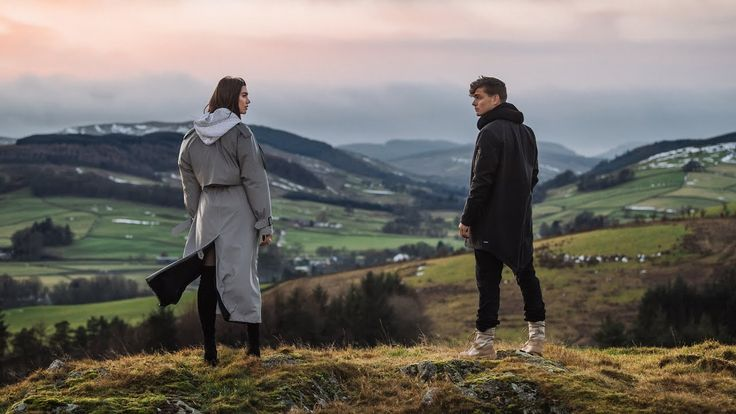 On my musical playlist.    Martin Garrix & Dua Lipa - Scared To Be Lonely (Official Video)