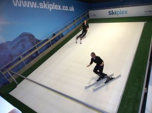 Not only do we offer a fantastic flight experience, we also have a range of new activities such as Skiplex.