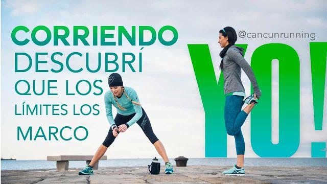Correr Te Puede Ayudar A Ser Más Fuerte Mentalmente Motivación Para Correr Frases Motivacionales Gym Correr