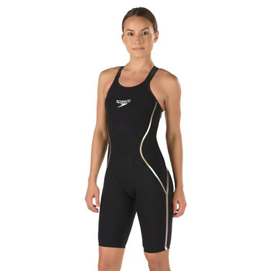 LZR Racer X Kneeskin in black and gold!