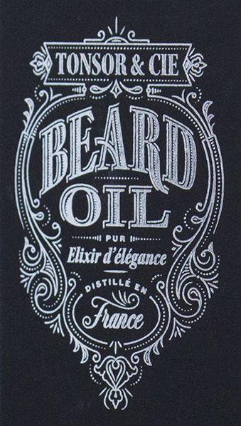 Beard Oil by Ben Didier
