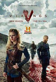 Tercera temporada de Vikings