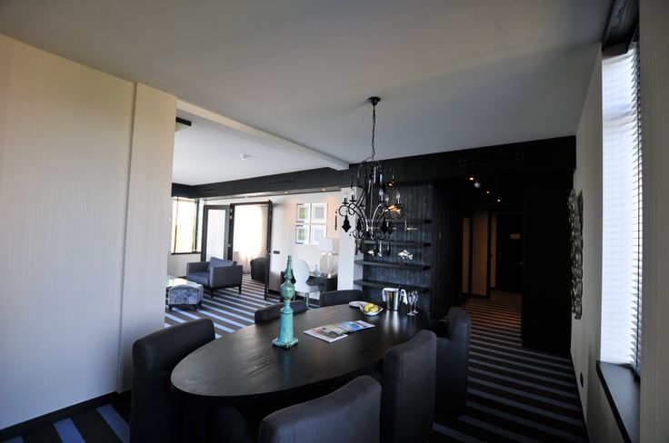 Juniorsuite van der Valk Sneek