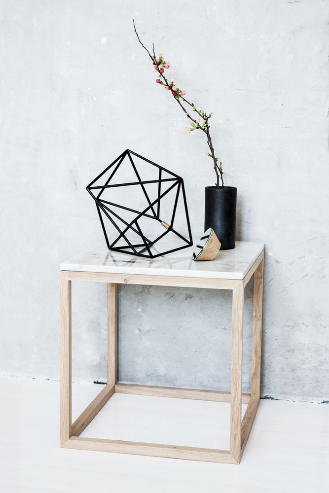 Kristina Dam Studio Cube Table