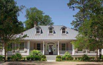Lowcountry Creole - Spring Island, South Carolina - traditional - exterior - charleston - Historical Concepts