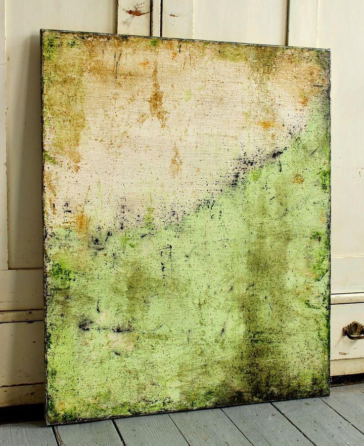 Die besten 25+ Abstrakte landschaften Ideen auf Pinterest  abstrakte Landschaftsmalerei, blaue ...