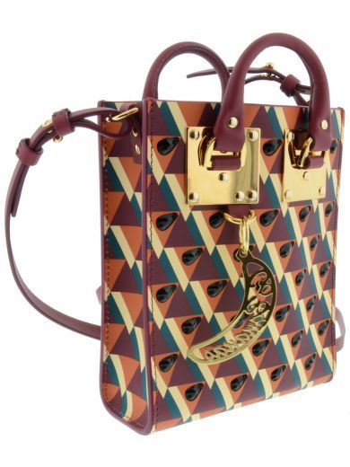 SOPHIE HULME Sophie Hulme Borsa Micro Albion Tote. #sophiehulme #bags #hand bags #tote