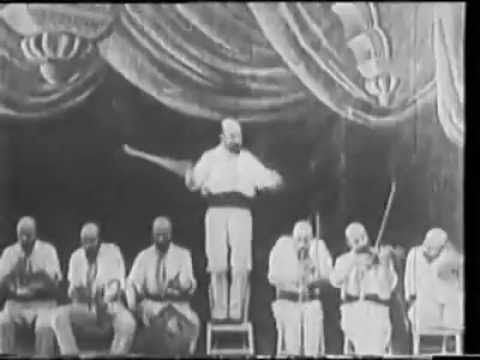 Georges Méliès L'homme Orchestre (The One-Man Band) 1900